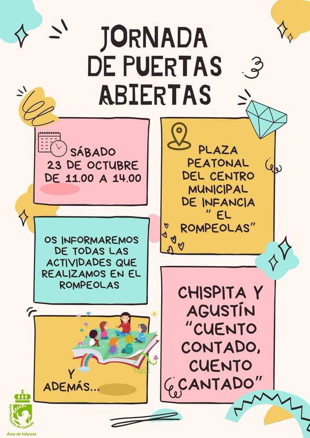 PUERTAS ABIERTAS EN EL ROMPEOLAS